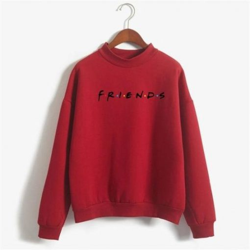 Best Friend Forever Sweatshirt LP01