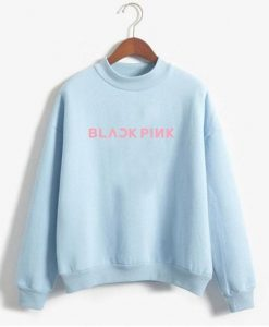 Black Pink Sweatshirt LP01