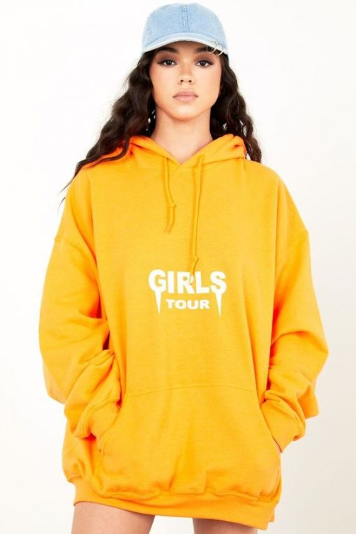 Keep the Girls Tour hoodie KH01