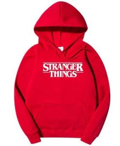 Stranger Things Hooded KH01