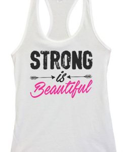Strong Is Beautiful Tanktop ZK01