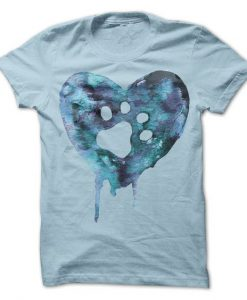 Watercolor Paw Tshirt ZK01