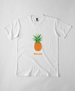 Afe Pineapple T-Shirt AD01