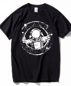 Astronaut Casual T-Shirt DS01