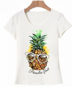 Be a cool pineapple in paradise T-Shirt SR01