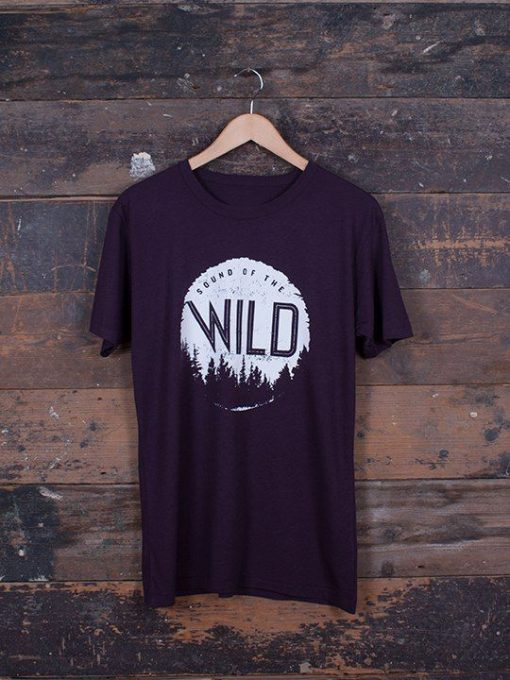 Sound of The Wild t-shirt KH01