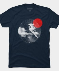 Where Does The Wind Come From T-Shirt AD01