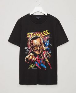 A Tribute to Stan Lee T-Shirt AV01