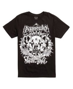Aggretsuko Tomorrow Is A New Day T-Shirt AD01