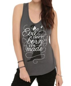 Evil Is Made Girls Tank Top FD01