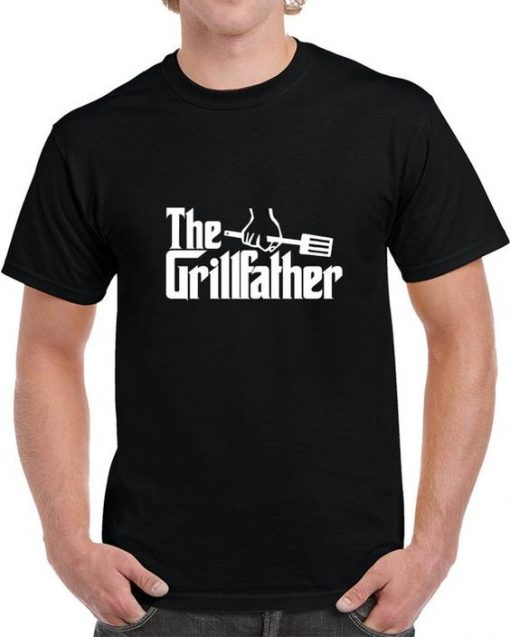 The Grillfather T-Shirt EL01
