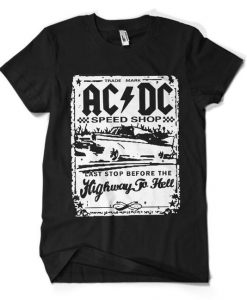 ACDC Music T-Shirt FD01