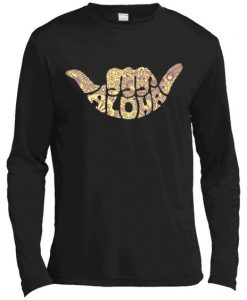 Aloha Sign Sweatshirt SR01