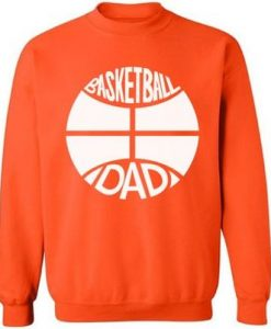 Basketball Dad Sweatshirt EM01