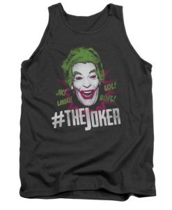 Batman The Joker Classic Tank Top AZ01