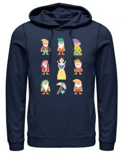 Disney Snow White and The Seven Hoodie DV