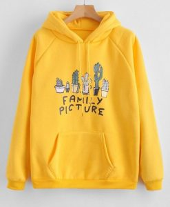 Family Picture Hoodie EM