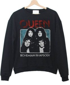 Queen Band Sweatshirt AZ