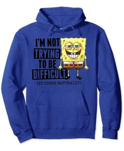 SpongeBob PineappleHoodie ER01