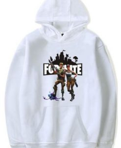 The figure game fortnite hoodie ER01