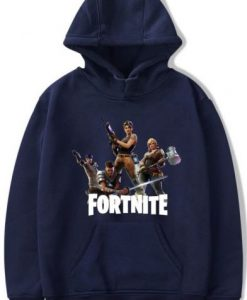 Trendy Game FORTNITE Figure hoodie ER01
