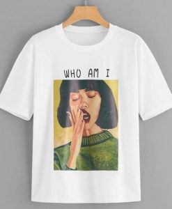 Who Am I Tee New Design T-Shirt DV31