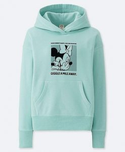 Women celebrate mickey Disney Hoodie DV