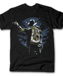 Zombie Pop Line Design T-Shirt DV29