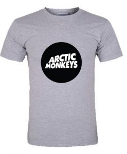 About Arctic Monkeys T-Shirt NR20N