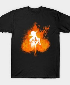 Ace on Fire T-Shirt N25EL