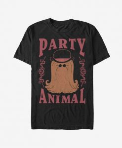 Addams Family Party Animal T-Shirt FD4N