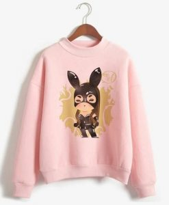 Ariana Cat Women Sweatshirt FD30N