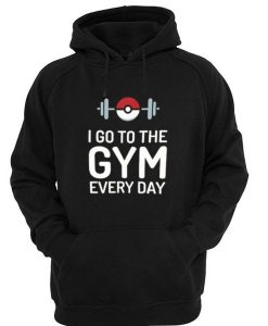 Gym Everyday Hoodie N26SR