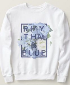 Rhythm and Blue Sweatshirt FD21N