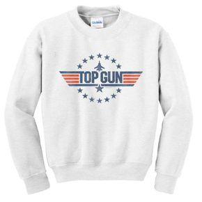 Top Gun Graphic Sweatshirt Fd30N
