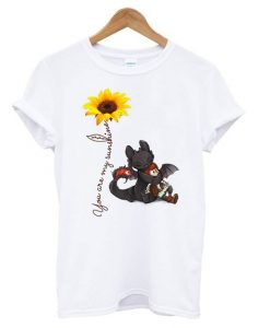 You Are My Sunshine T shirt SR7N