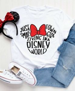 A Small Disney T Shirt SR6D