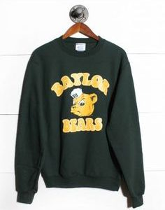 Baylor Color Sweatshirt  EL5D