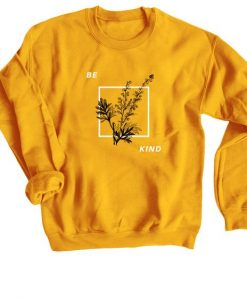 Be kind Sweatshirt FD4D