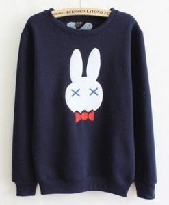 Rabbit Harajuku Fashion Sweatshirt VL21D