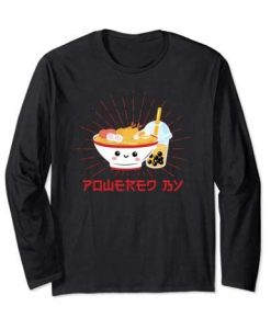 Ramen Bubble Tea Sweatshirt EL18D