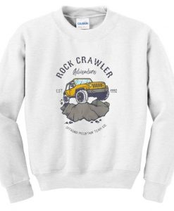 Rock Crawler Sweatshirt FD4D