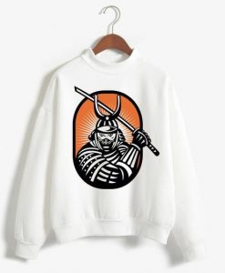 Samurai Japan Warrior Sweatshirt FD4D