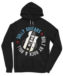 Sully Guitars Hoodie SR6D