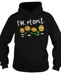Sunflower ew people Hoodie FD7D