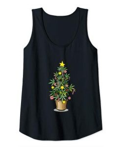 Tree Cannabis Lover Tank Top EL18D