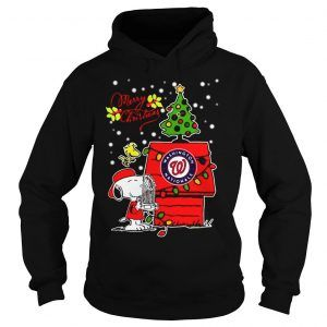 Washington Christmas Hoodie FD7D
