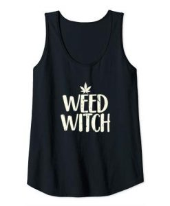 Weed Witch Tank Top EL18D