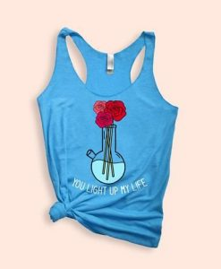 You Light Up My Life Tanktop EL18D