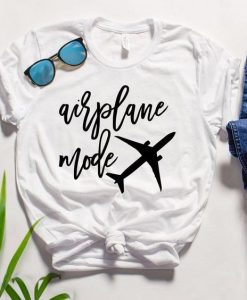 Airplane Mode T SHirt SR20J0